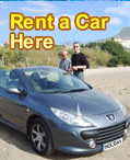 Car Rental from Estepona Port