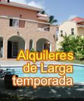 Alquileres de Larga temporada