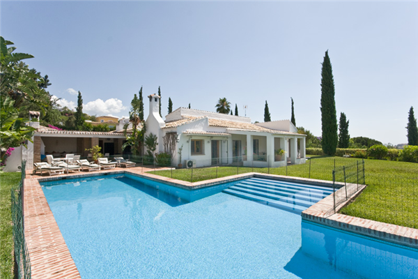 Beautiful Villa With Sea Views And Fenced Pool Long Term Rentals In