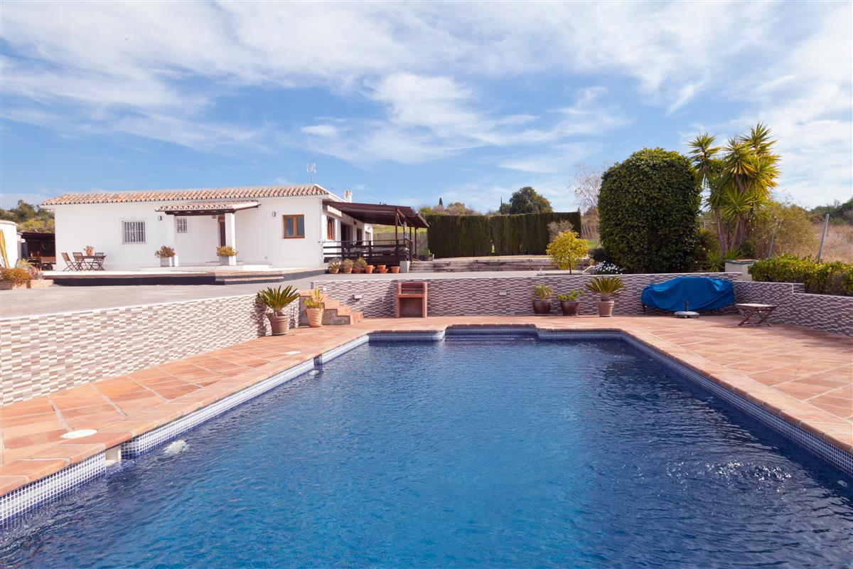 Holiday Rental Spacious Country Villa Private Pool And Gardens Arroyo De Hornacinos Estepona