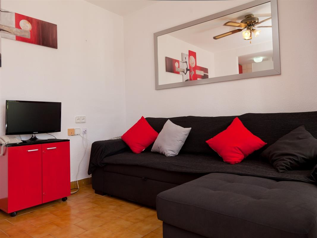 Holiday Rental Naturist Studio Apartment With Mountain Viewcosta . Fkk  Sauna Club Living Room ... Part 39